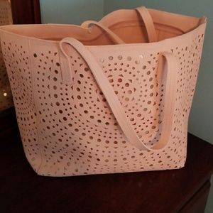 Handbags - Large Pink tote